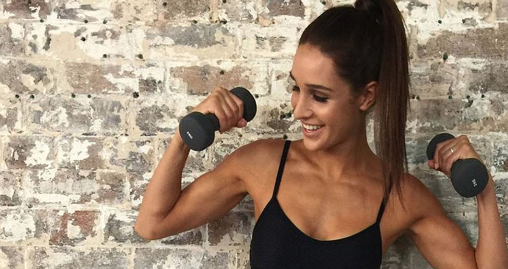 Kayla Itsines Talks Setting Fitness Goals and the Meaning of Health
