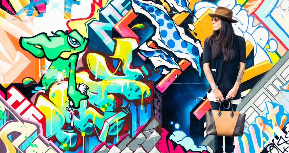 Eva Chen & Scott Lipps' Walls of Instagram