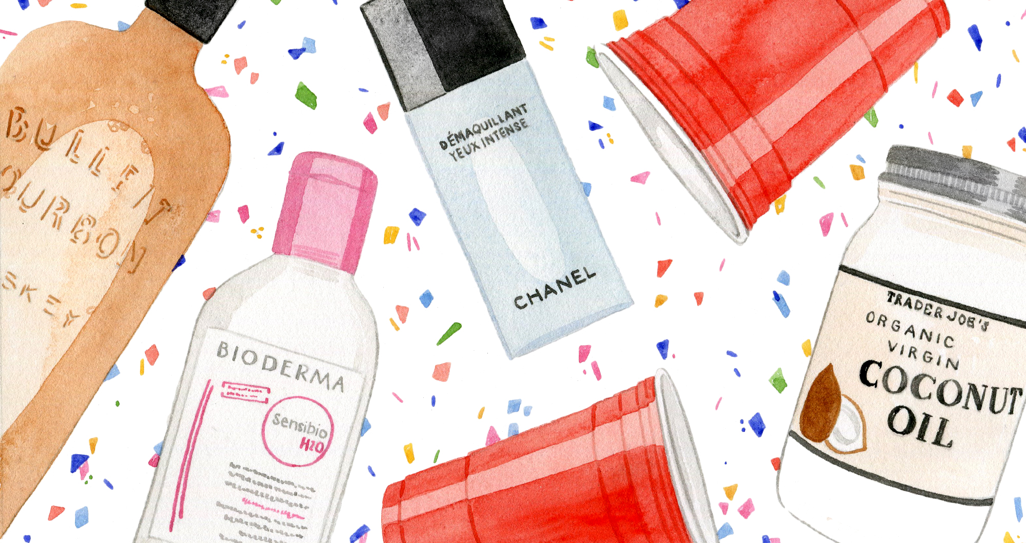 The Drunk Girl's Guide to Skincare