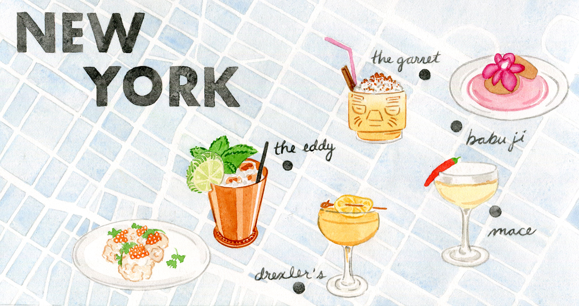 The Best Hidden Holiday Cocktail Gems: New York Edition