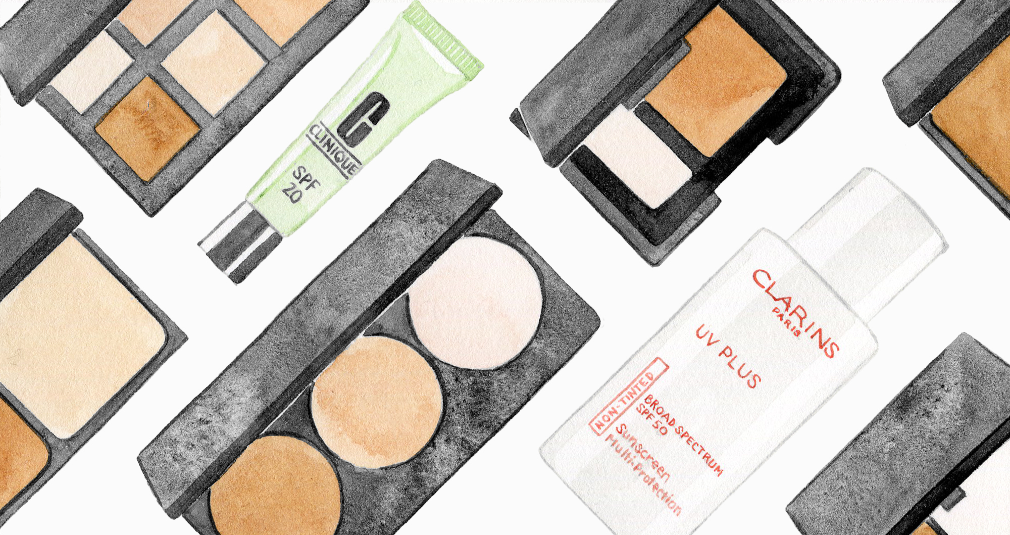 How To (Permanently-ish!) Contour Naturally Using SPF