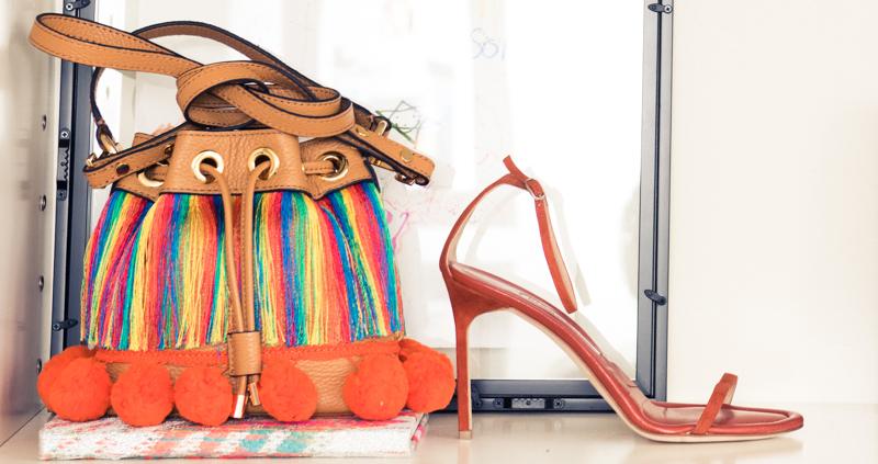 This Fashion Designer Has Our Dream Job