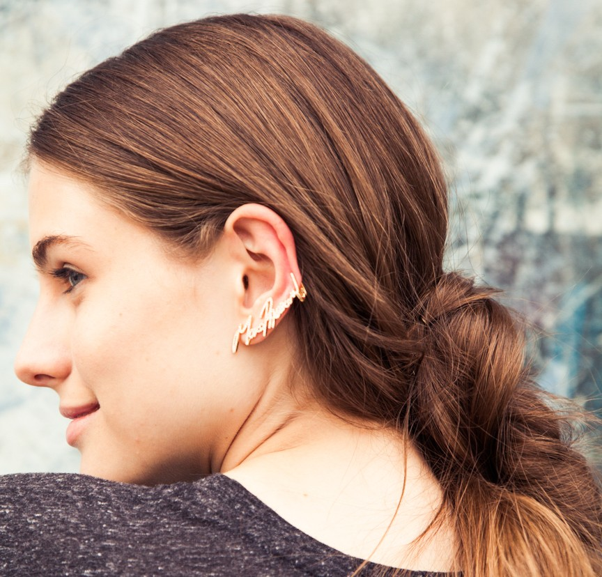 3 Hairstyles to Show Off This Season's Statement Earrings ...