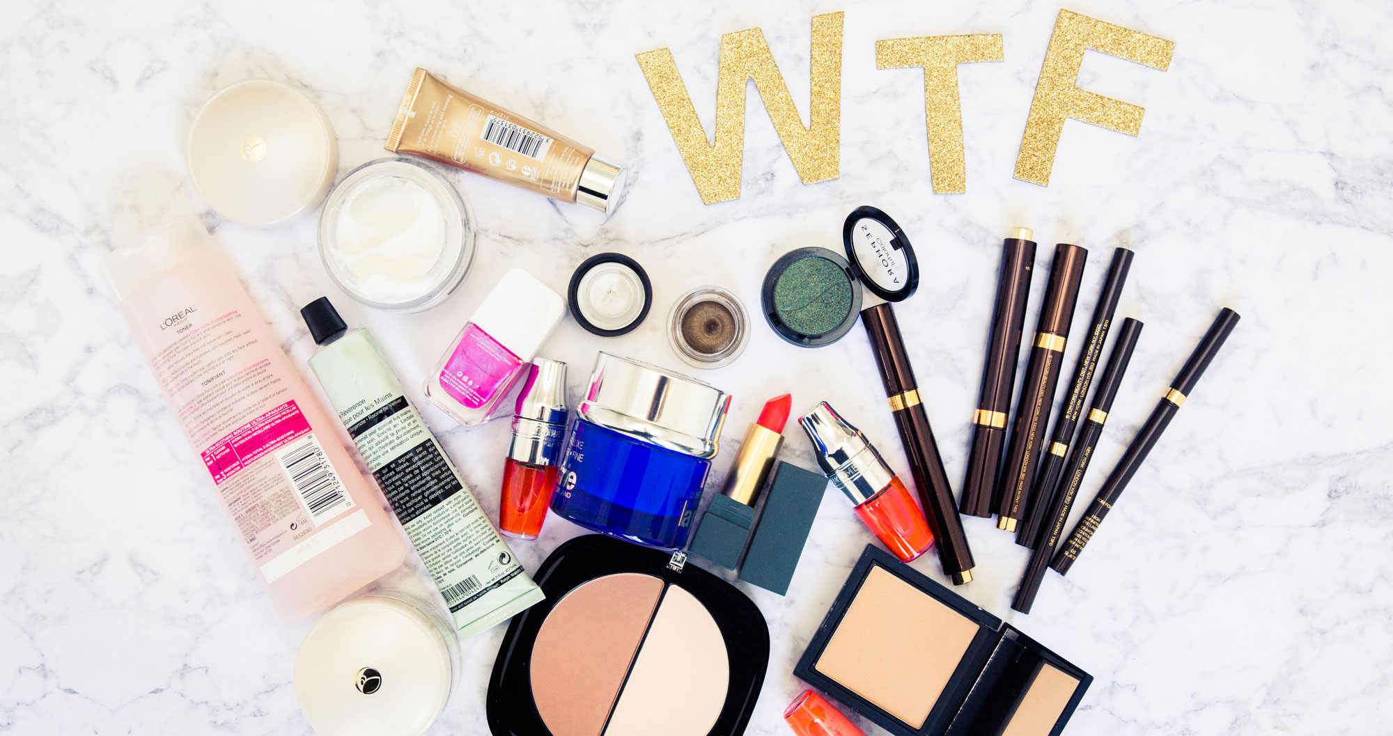 Your Favorite Beauty Products Are Effing with Your Hormones
