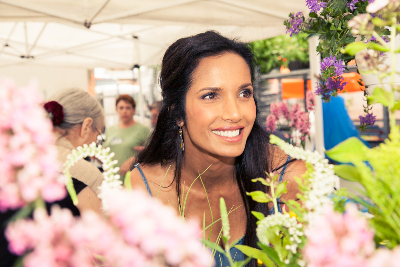 Padma Lakshmi on Balance & Detox Tea