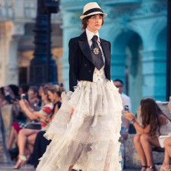 Chanel Cruise Does Cuba