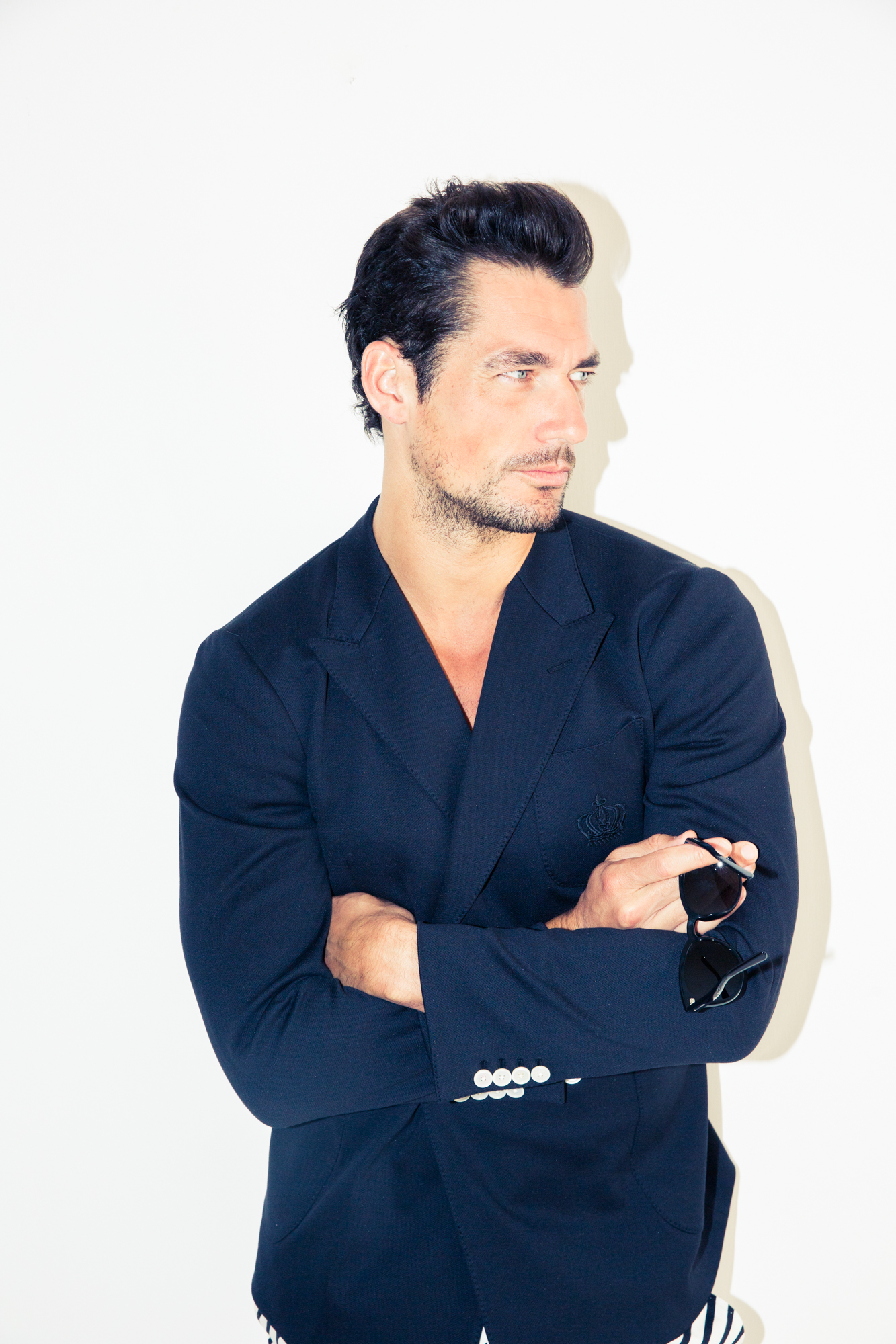 Dolce Amp Gabbana Light Blue Model David Gandy Interview