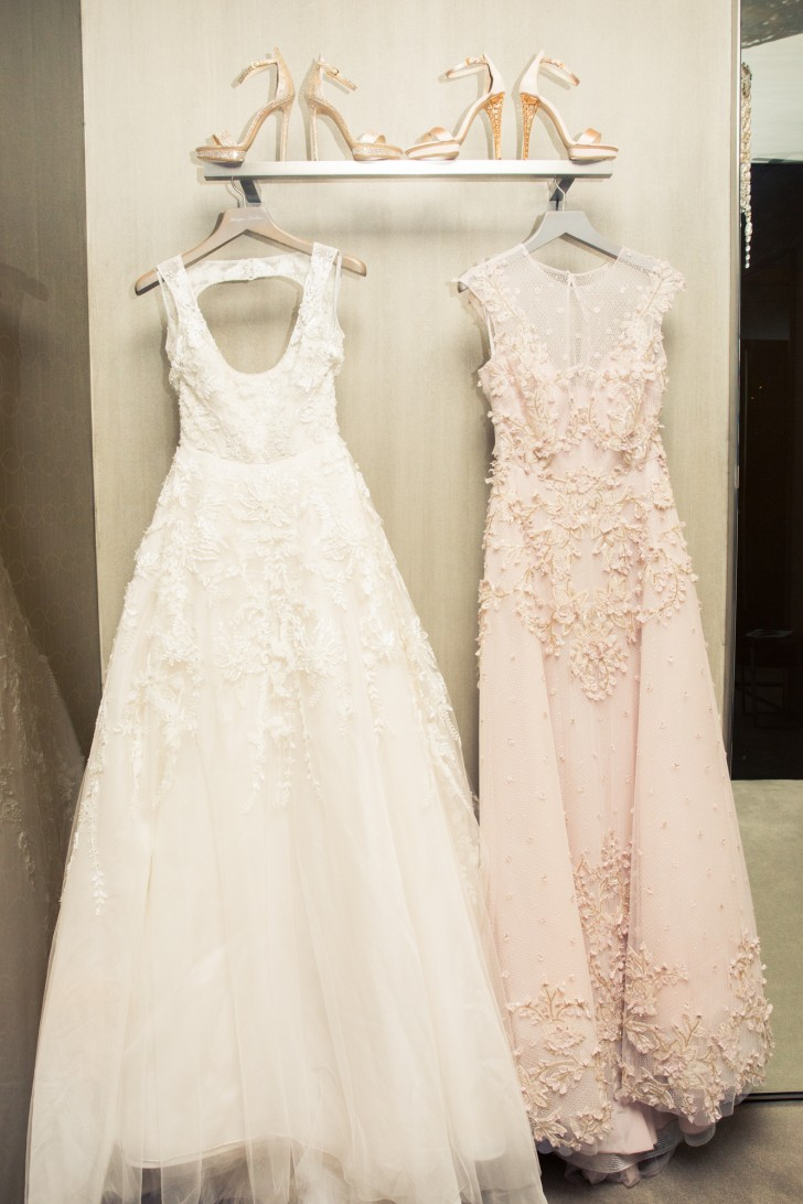 Inside the Wedding Dress Designer Monique Lhuillier Archive - Coveteur