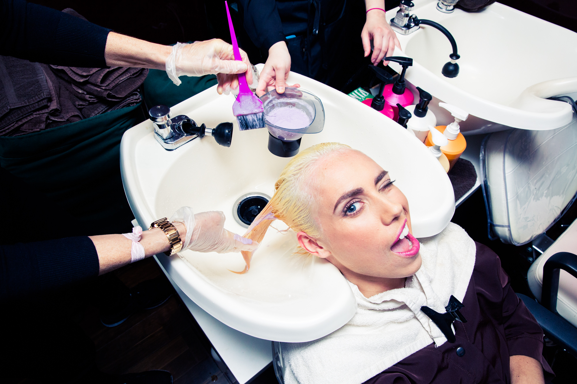 A Step By Step Guide To Bleached Hair Maintenance And Care Coveteur