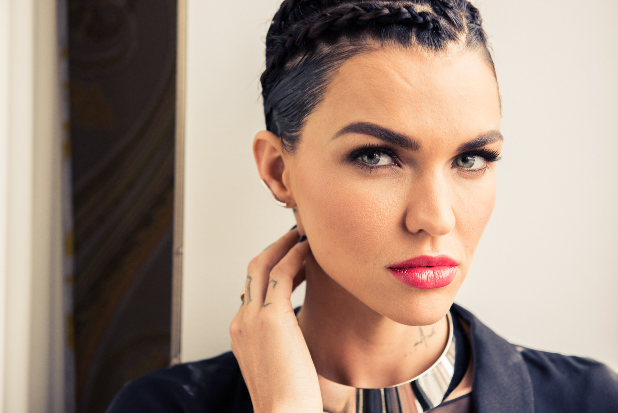Ruby Rose On Her Beauty Routine Coveteur