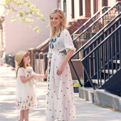 A Fashion Director on the Pressures of Modern Motherhood