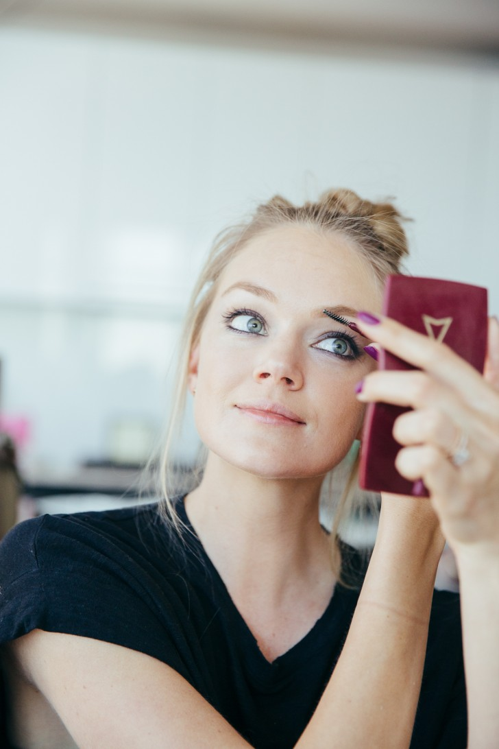 Supermodel Lindsay Ellingson on the Process of Launching Her First BeautyBrand