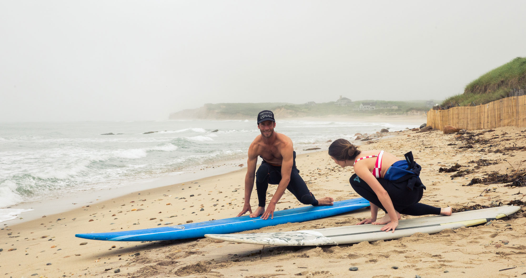 A Beginner's Guide to Surfing