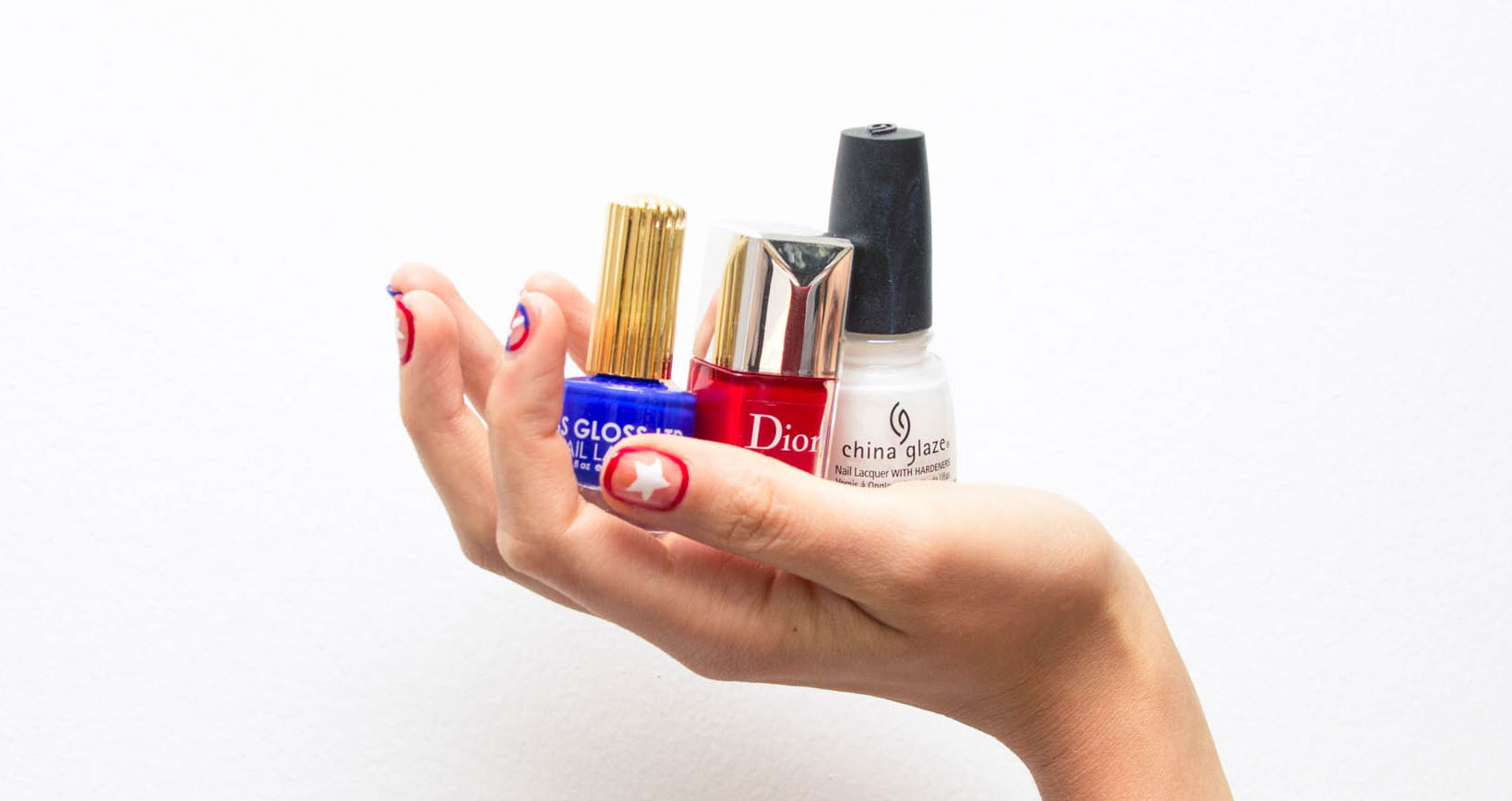 Nail Art Ideas and Tutorials For 4th of July - Coveteur