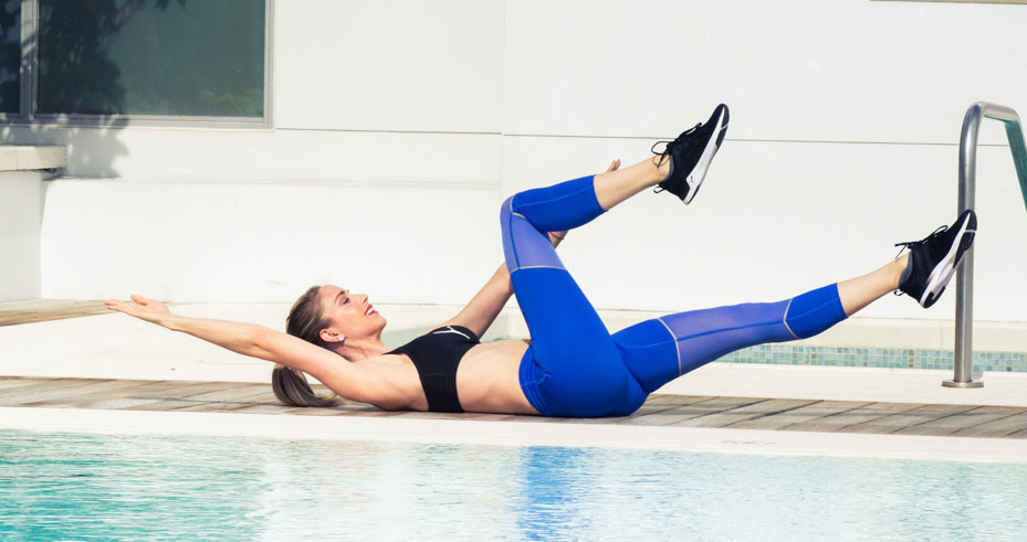 12 Minutes to Crop-Top-Worthy Abs