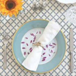 How to Host a Grown-Up Family Style Dinner for 4th of July