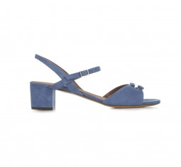 Bonnie multi-bow suede sandals