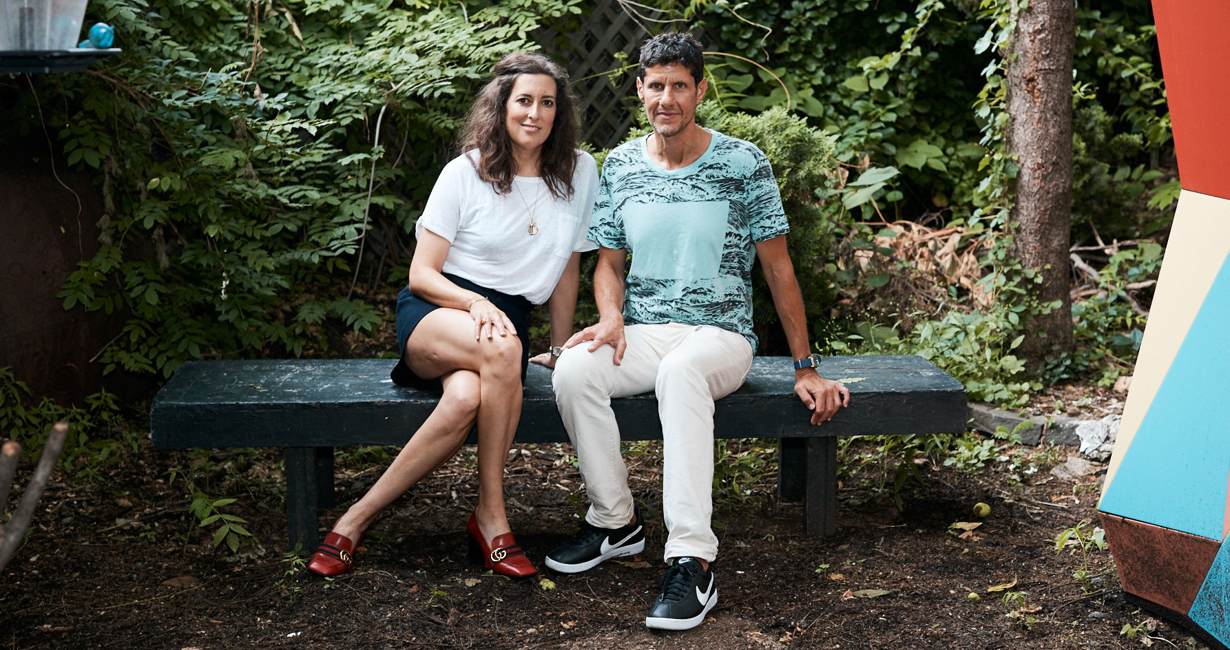 How We Met: Mike D. & Clare Vivier