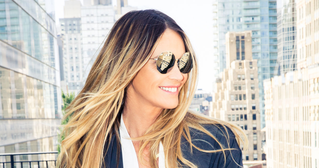 Elle Macpherson Told Me Her Favorite Beauty Products