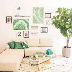 Inside Jewelry Designer Lele Sadoughi's Home