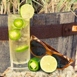 A Sophisticated Twist on the Tequila Soda