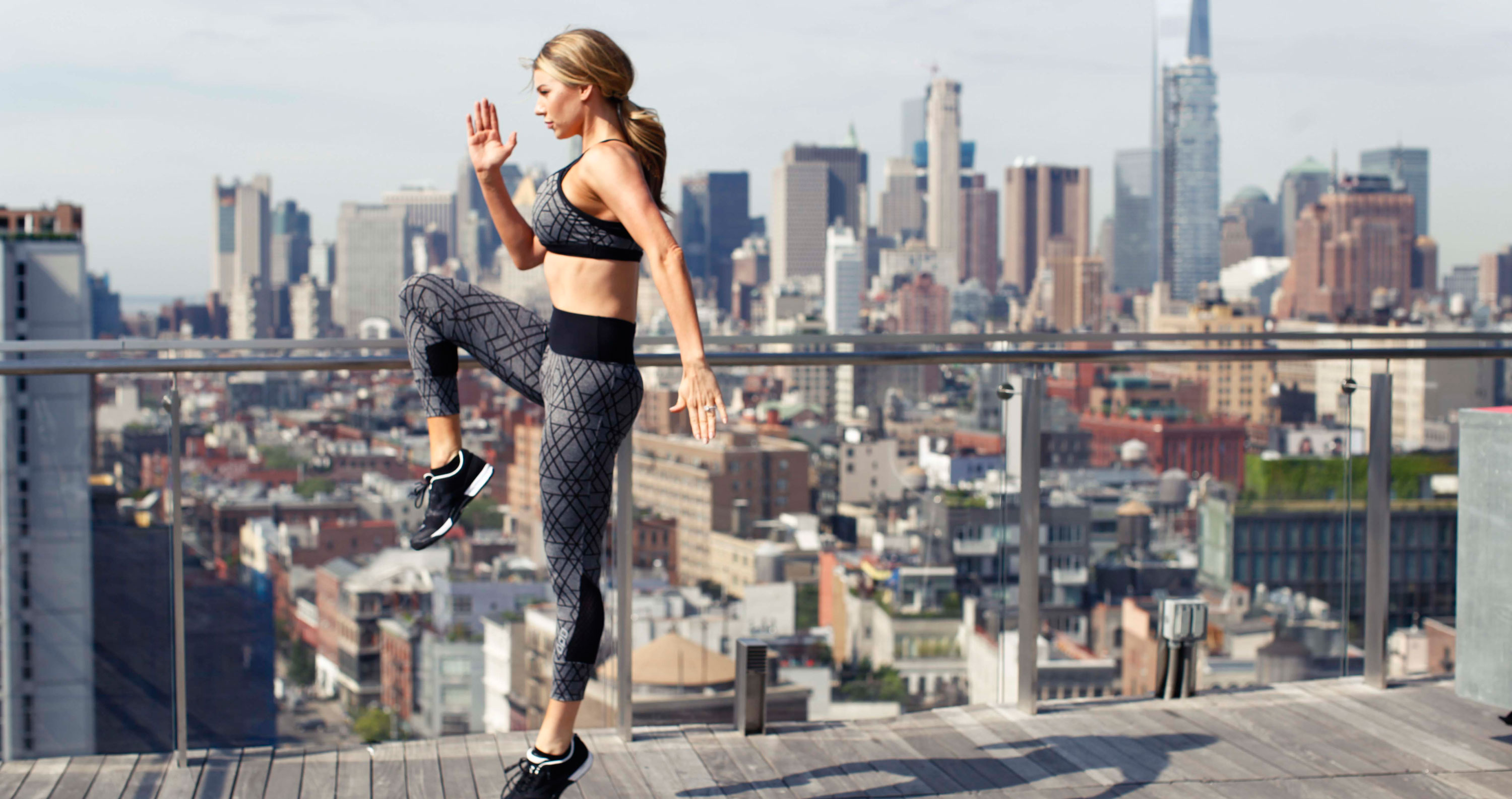 A 30-Day Fitness Challenge to Get You Over the Summer Workout Hump