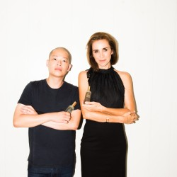 Getting Ready with Jason Wu & Mathilde Thomas of Caudalie