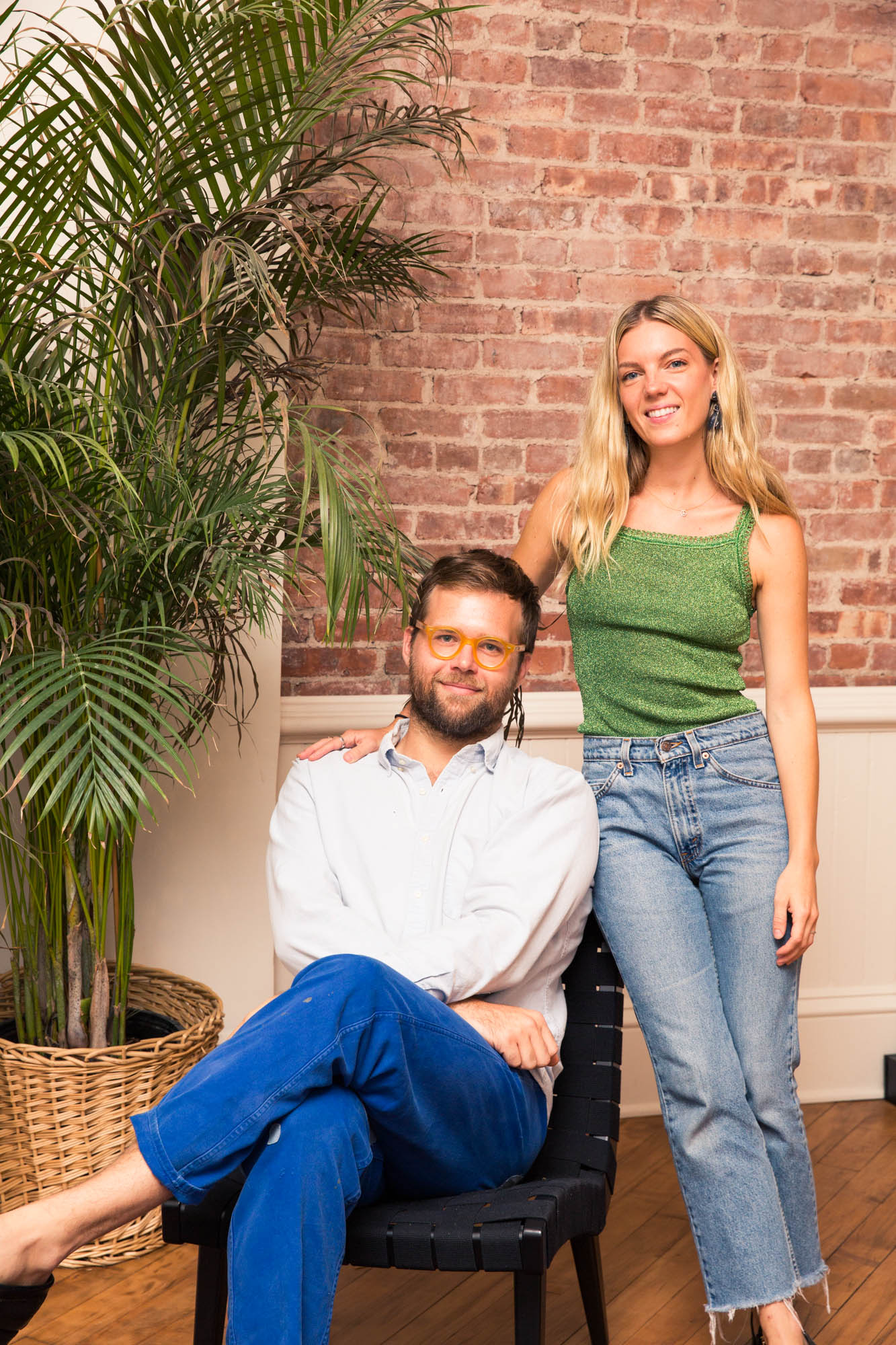 Inside Writer Hayley Phelan and Chris Black's Closet