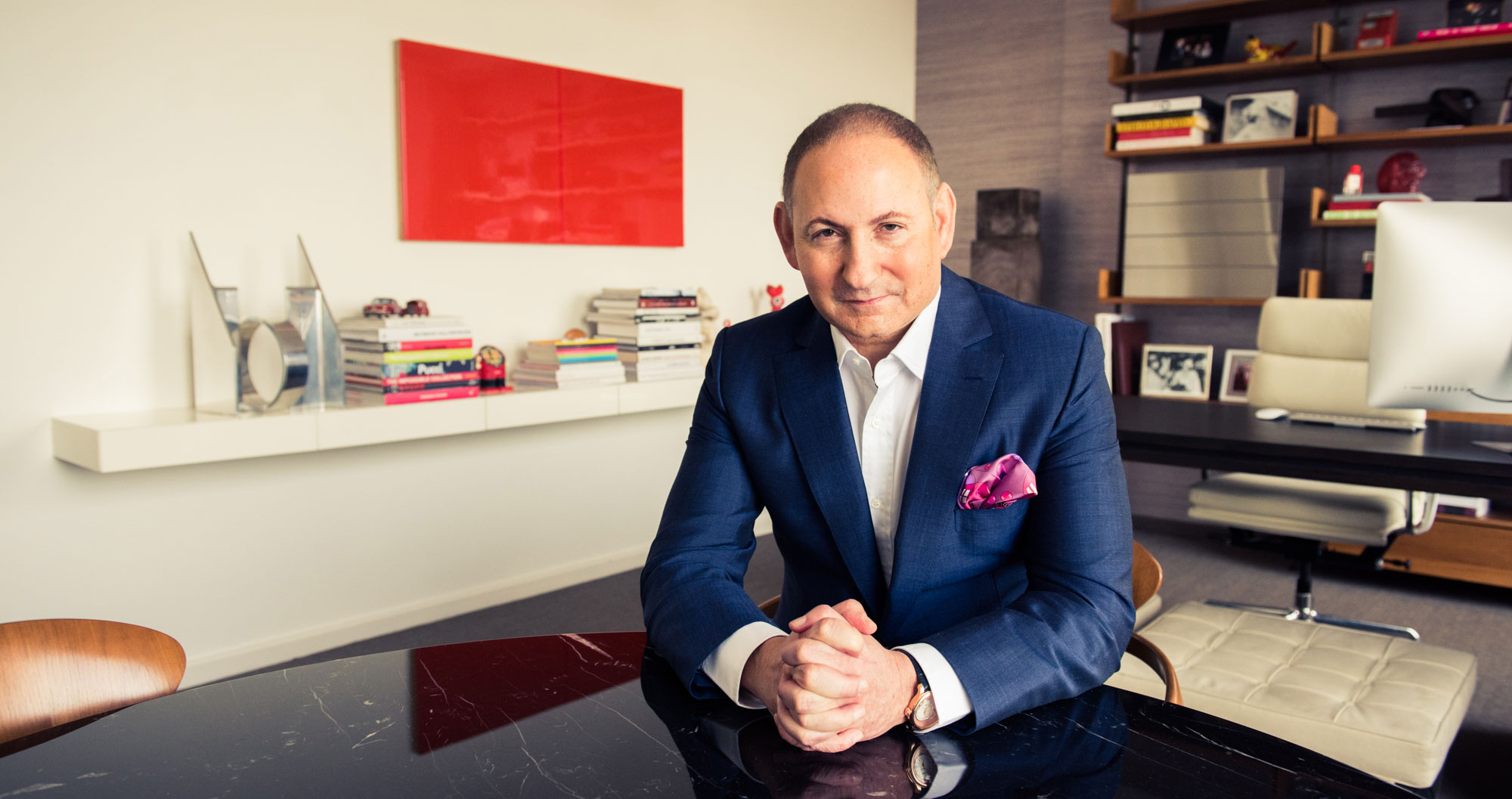 The Man Behind the Biggest Beauty Brands in the World