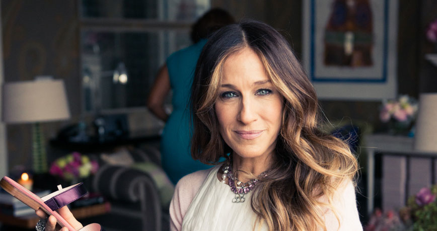 Sarah Jessica Parker's New Fragrance Smells Like Sexy European Men