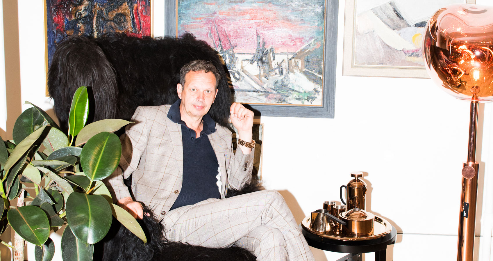 How Tom Dixon is Making Us Rethink Interior Design