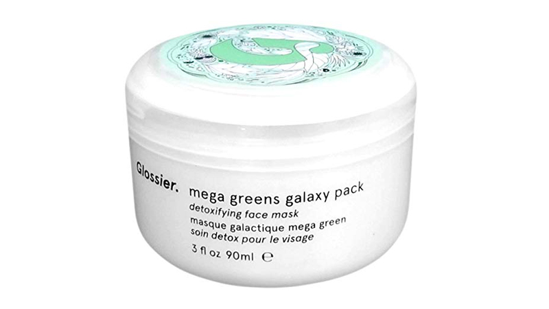 glossier mega greens galaxy pack