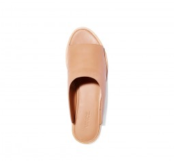 Lynnis leather slides