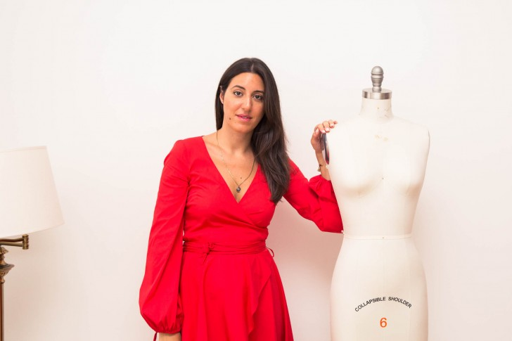 e64c512cf0ed5 Caroline Constas Talks Her Label and the Off-the-Shoulder Top - Coveteur
