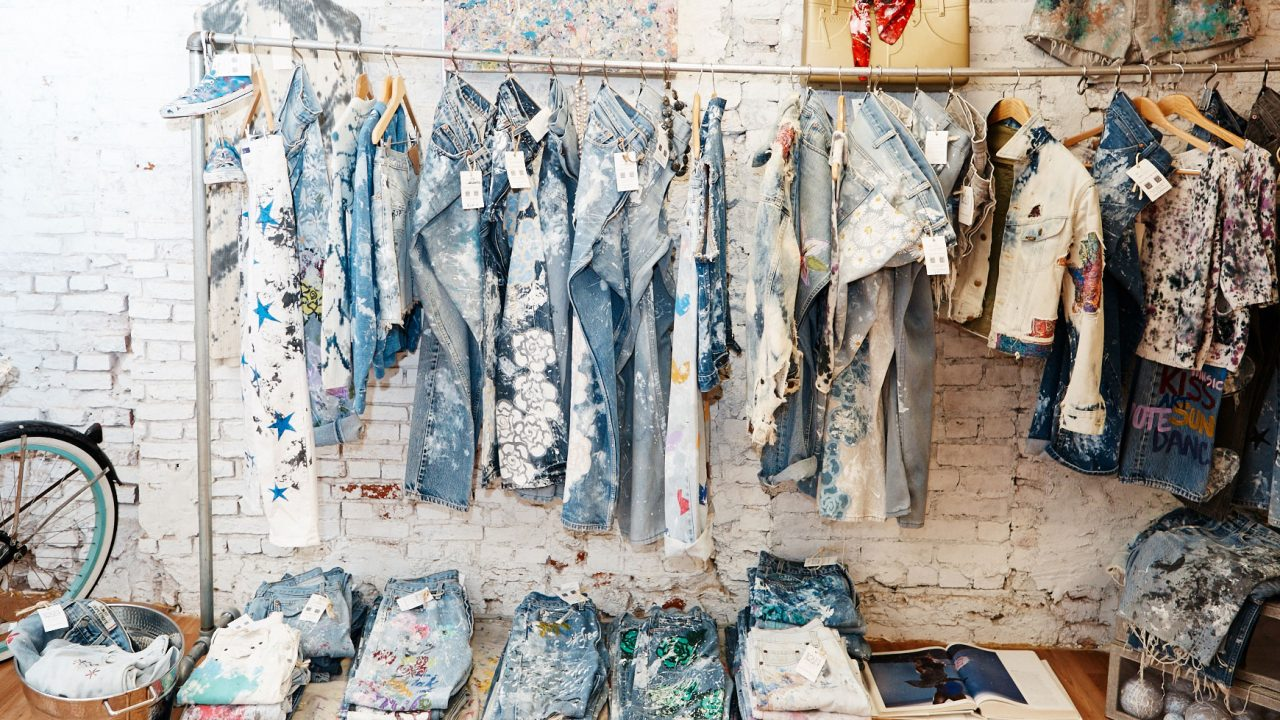 The Denim Brand That Gives Back