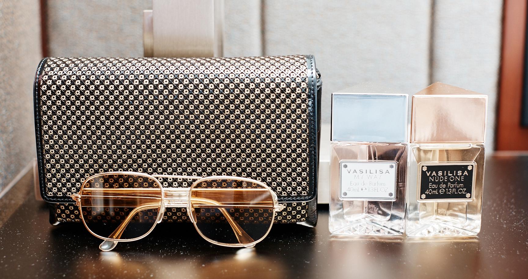 Inside A Model's Fashion Week Suitcase