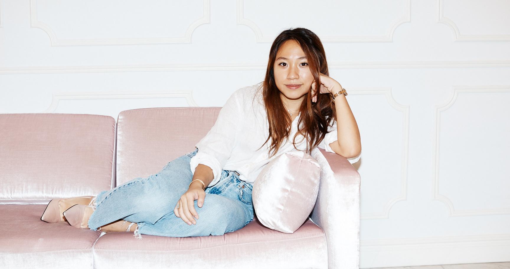 Sandy Liang Has the Most Lowkey Fashion Week Prep