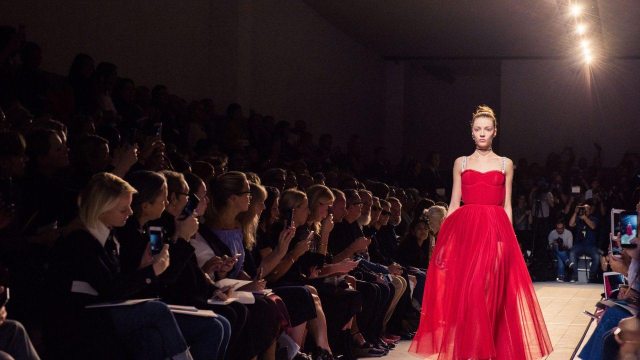 Inside Dior's Spring 2017 Show