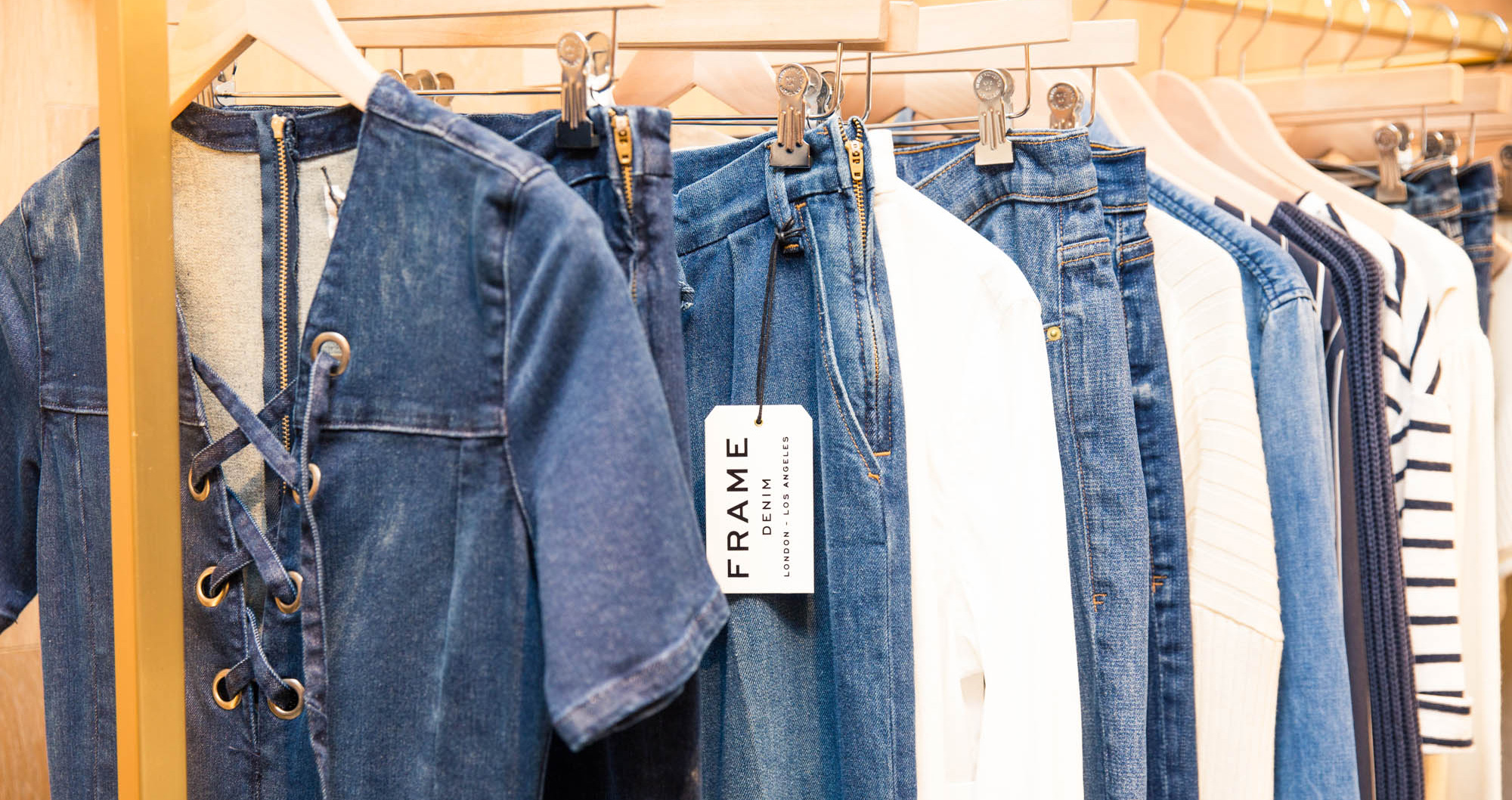 The Fashion Industry's Favorite Denim Brand