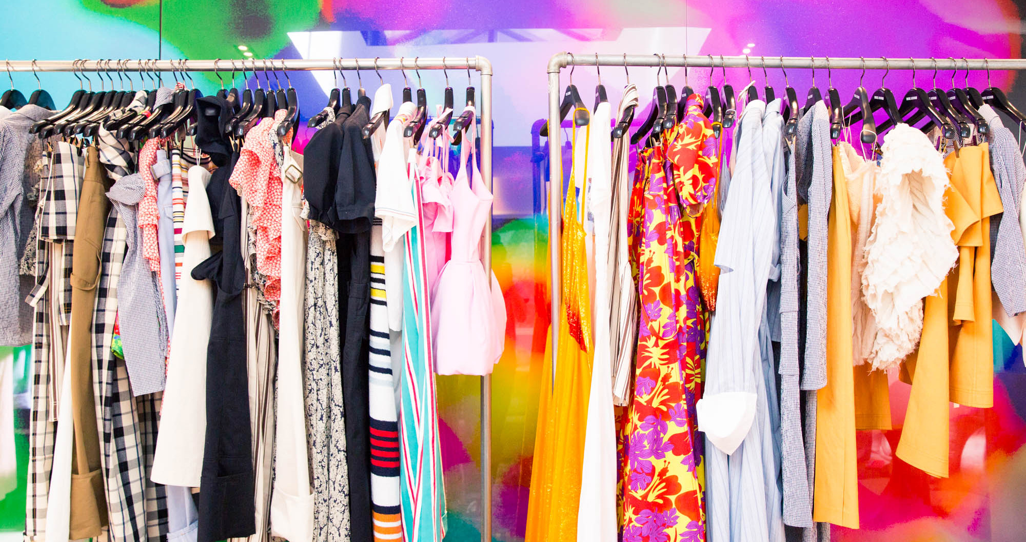 This is What it's Like to Be a Buyer at Fashion Week