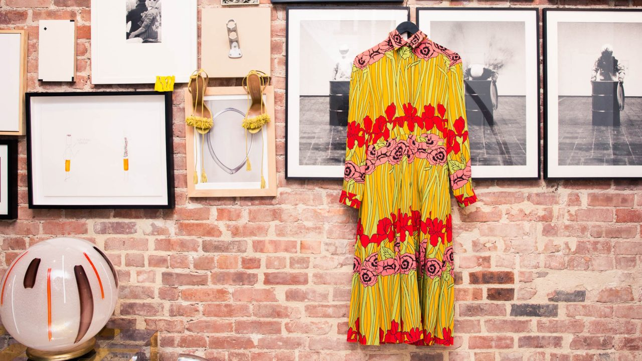 The Founder of The Webster Has a Closet Filled with Saint Laurent & Aquazzura