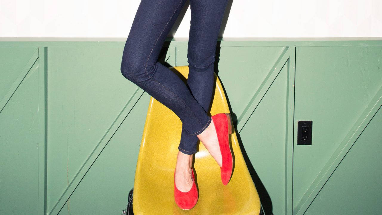 How One Pair of Jeans Can Take You From Work to Play