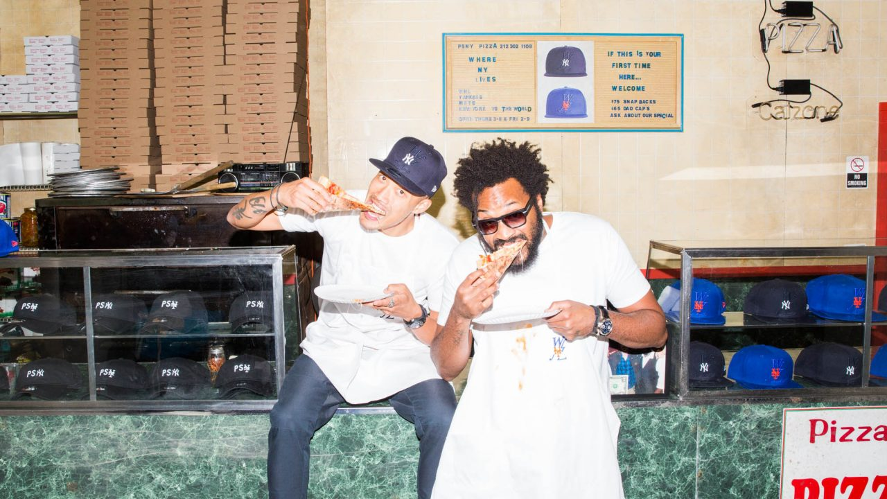 Public School Just Collaborated With New Era Over Pizza and It's Everything