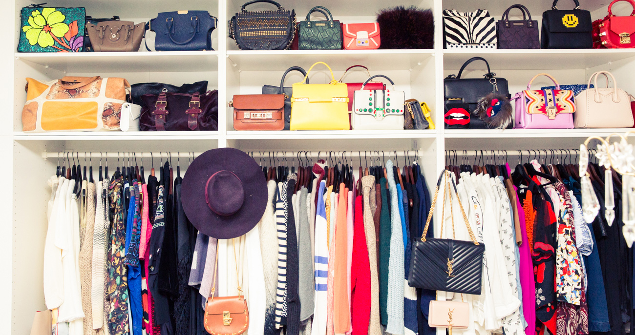 The Best Closets We've Ever Laid Eyes On