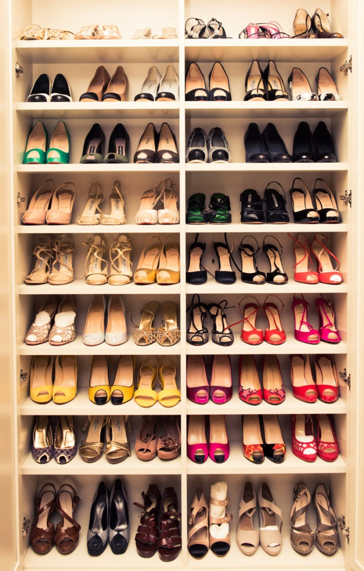 storage and idea decorations design racks for pictures shoe closet closets a