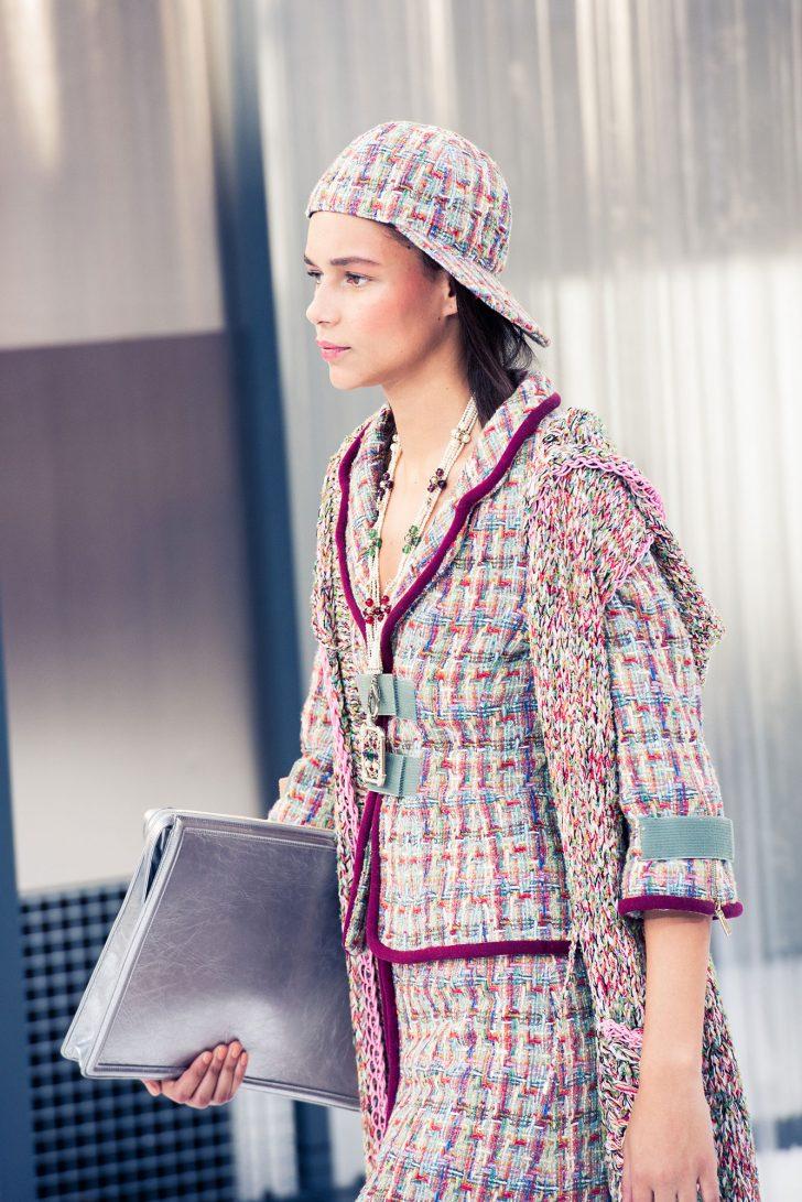 5fbd18df566 Inside Chanel s Spring 2017 Paris Fashion Week Show - Coveteur