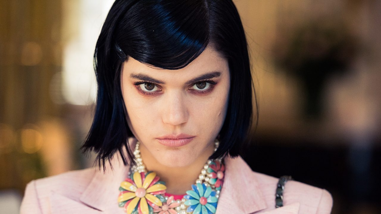 How French Singer SoKo Does Fashion Week