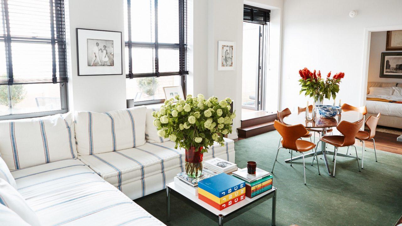 Inside a World Traveler's Brooklyn Apartment