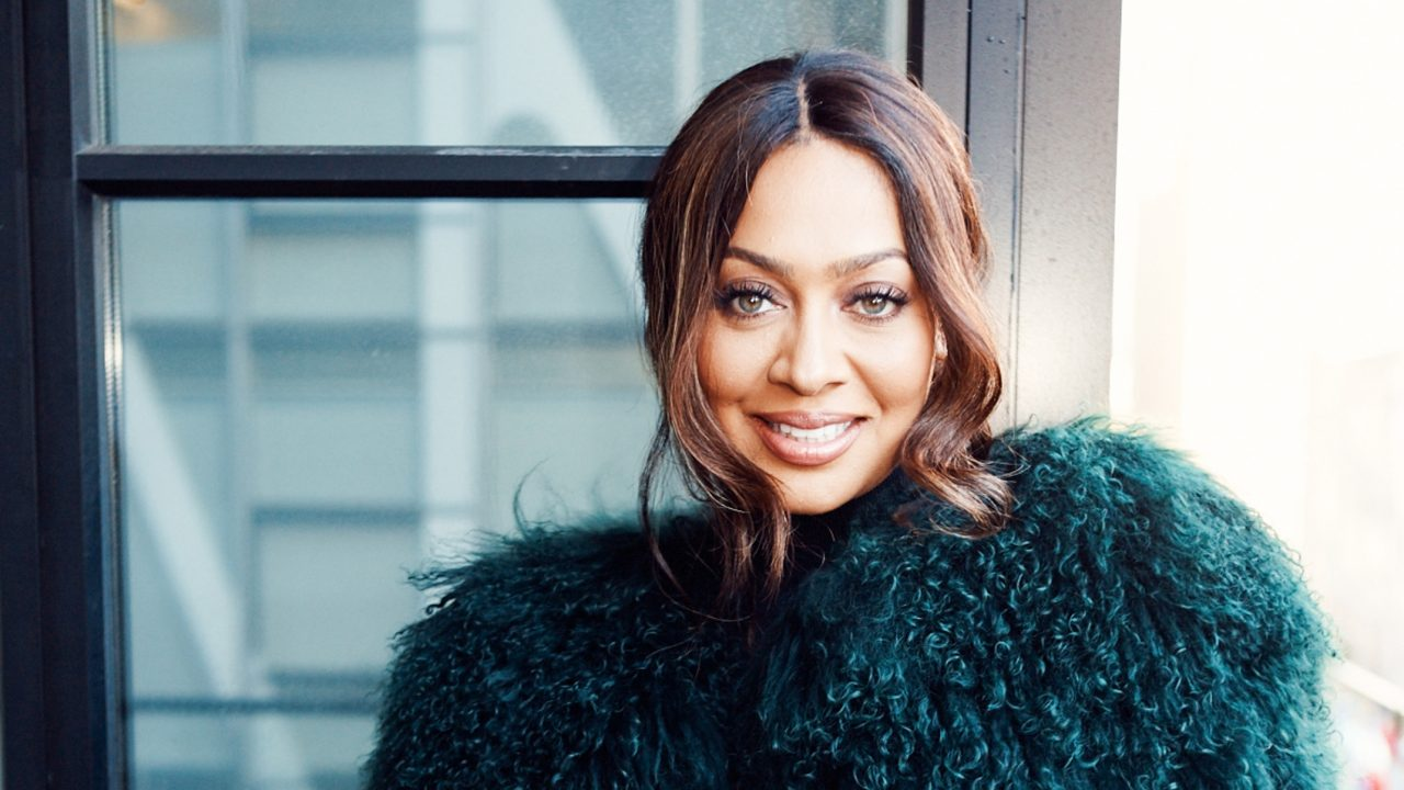 La La Anthony's Three Closets Are Bursting with CHANEL, Hermès, & Givenchy