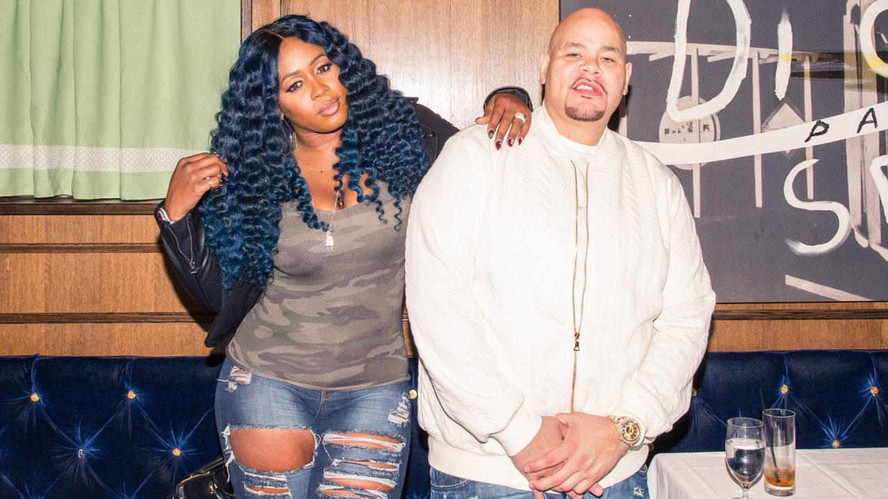 What Fat Joe and Remy Ma Talk About Over Pasta